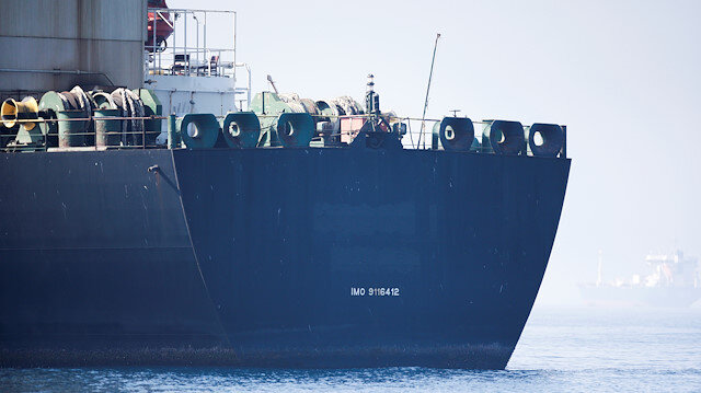 Cebelitarık İran gemisini serbest bıraktı ABD yakalama kararı çıkardı