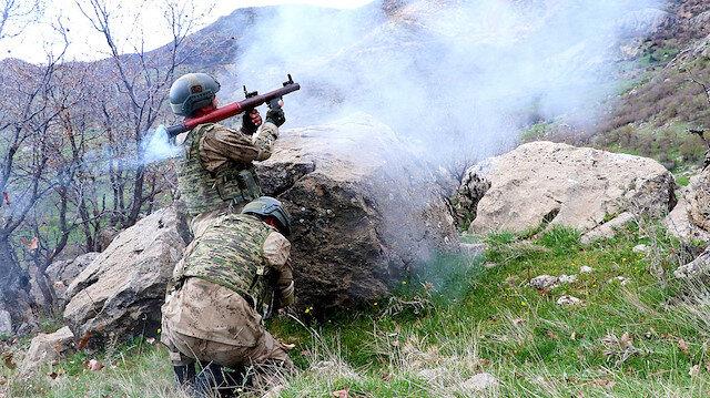 PKK'ya Kıran operasyonu: 129 TİM harekete geçti