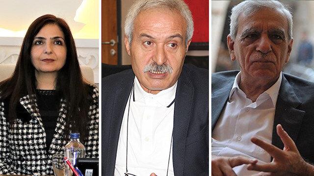 Diyarbakır, Mardin ve Van büyükşehir belediye başkanları görevlerinden alındı
