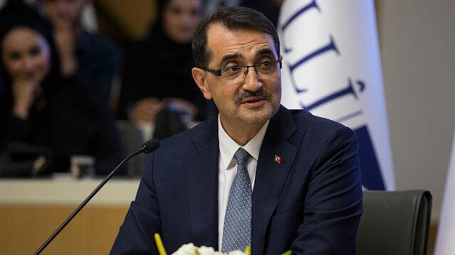 Enerji Bakanı Dönmez'den yerli ve yenilenebilir enerji mesajı