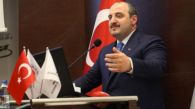 Sanayi Bakanı Varank: Marka başvurusu 61 bini aştı