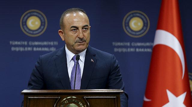Bakan Çavuşoğlu: İkinci Münbiç sürecine müsaade etmeyeceğiz