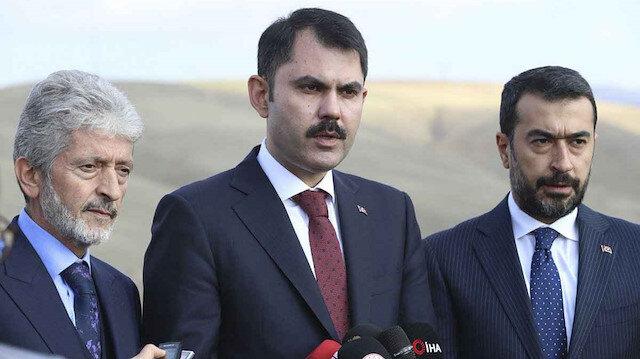 Bakan Kurum: Kaçak yapılarla mücadelemiz devam edecek