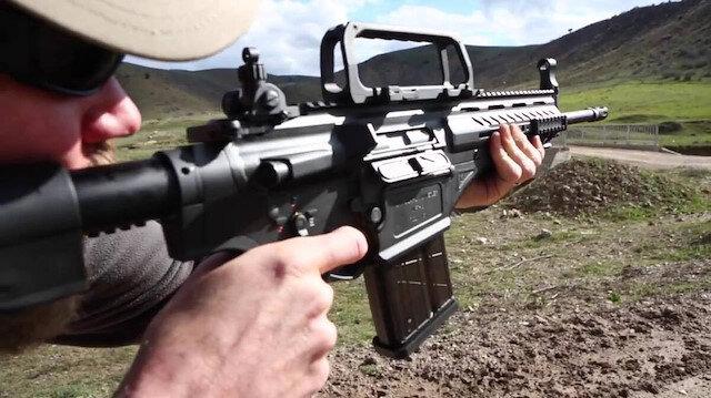 'Milli Piyade Tüfeği'nin büyük başarısı