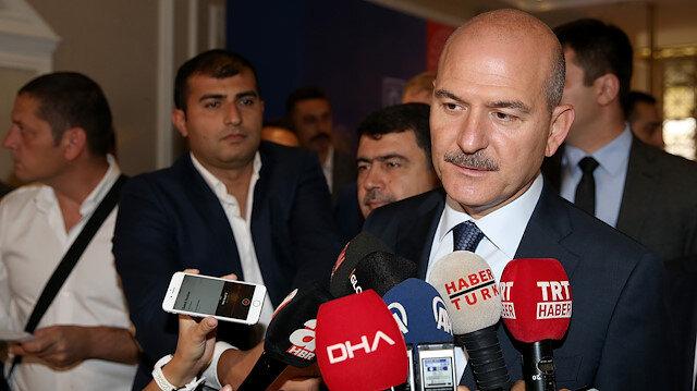 Bakan Soylu: Milletin helal oylarına leke sürmektedirler