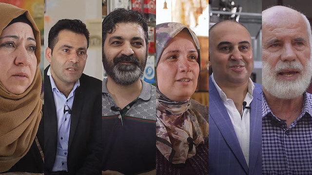 Suriyeliler ve Türkiye'deki hayatları