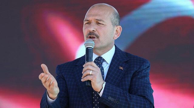 İçişleri Bakanı Soylu'dan 'Görevden alınan HDP'li başkan' açıklaması