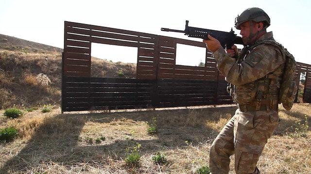 Milli Piyade Tüfeği kullanıma sunuluyor