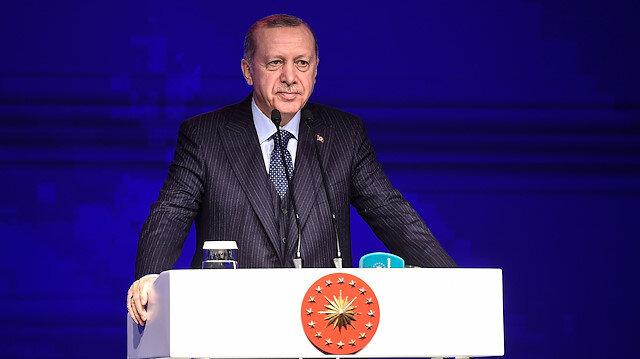 Cumhurbaşkanı Erdoğan: Bu yıl 52 milyon turisti ağırlıyoruz