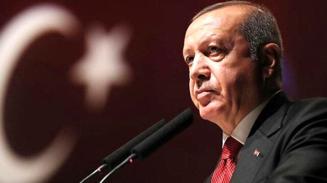 Başkan Erdoğan'dan Malazgirt Zaferi mesajı