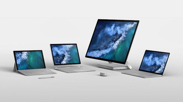Microsoft, yeni nesil çift ekranlı Surface'i 2 Ekim'de tanıtıyor