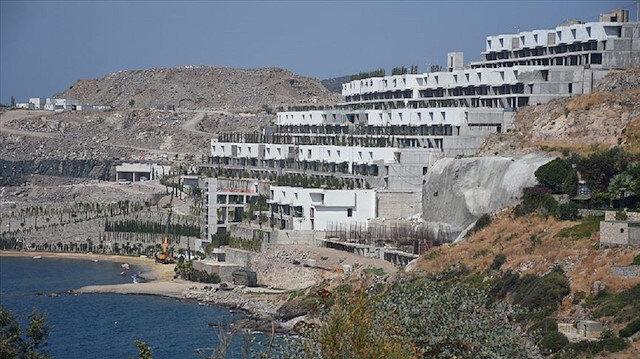 Bakan Kurum: Kıyı kesimlerinde 12 konut ve otel projesi durduruldu