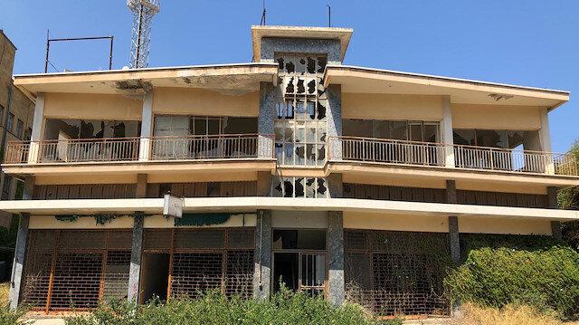 KKTC'de tarihi bir gün: 45 yıldır kapalı olan Maraş ziyarete açıldı