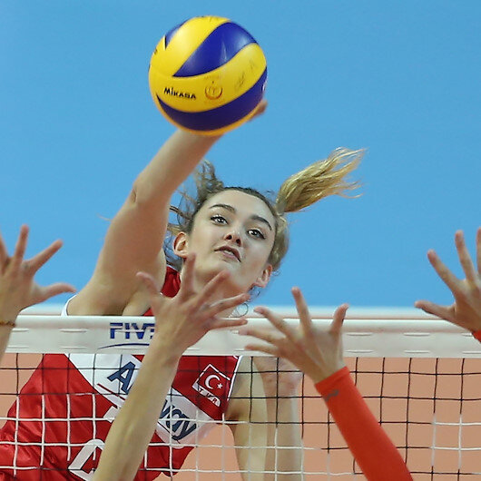 Volleyball: Turkey advance in European Championship