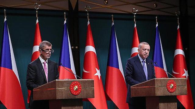 Cumhurbaşkanı Erdoğan: Oradaki herhangi bir ateş bizi yakar