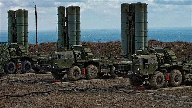 S-400 eğitimi Rusya'da başladı