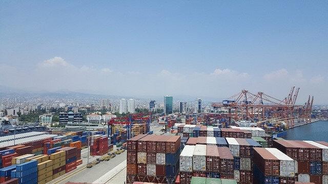 Dış ticaret açığı 8 ayda yüzde 61,3 düştü