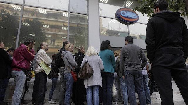 Yunanistan'da işsizlik oranı son 8 yılın en düşük seviyesinde