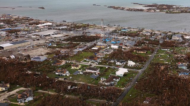 BM, Dorian kasırgasının vurduğu Bahamalar'a 8 ton gıda gönderecek