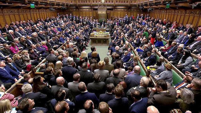 İngiliz parlamentosundan Johnson'ın erken seçim teklifine ret