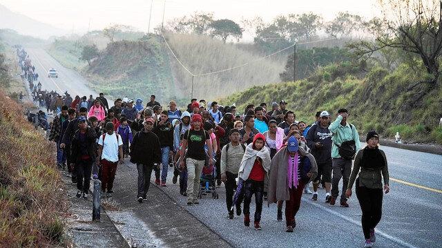 'Trump yönetimi mülteci sayısına sınırlama getirecek'