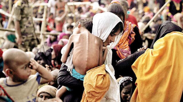 Bir devlet eylemi olarak soykırım Rohingya meselesi