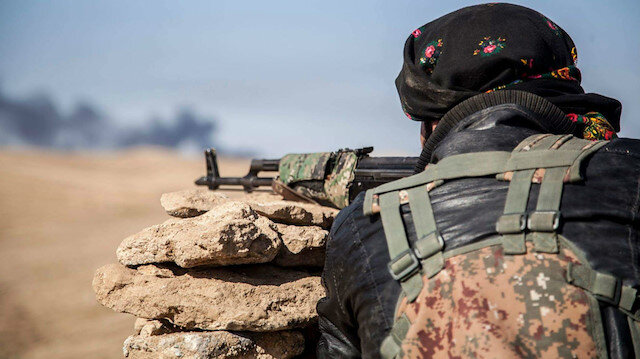 ABD teör örgütü YPG/PKK'yı beslemeye devam ediyor