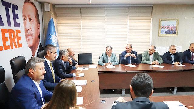 Ankara'nın desteğiyle  projeler hız kazandı