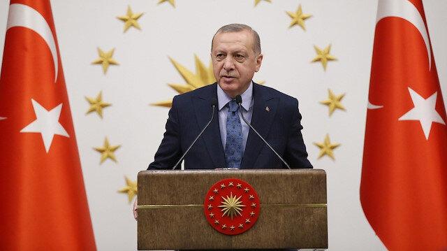 Erdoğan: Belediye başkanlarının görevi devri sabık peşinde koşmak değildir