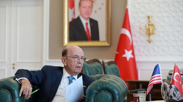 ABD'li Bakan Ross: Türk firmalarına yardımcı olmalıyız