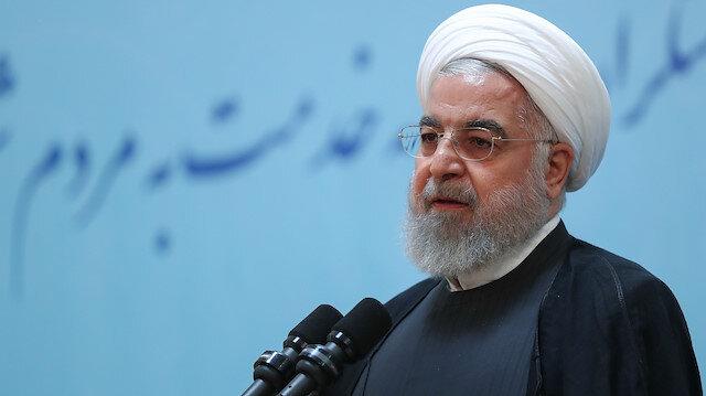 İran'dan Trump'a ret: Yaptırımlar devam ettiği sürece müzakerelerin anlamı yok