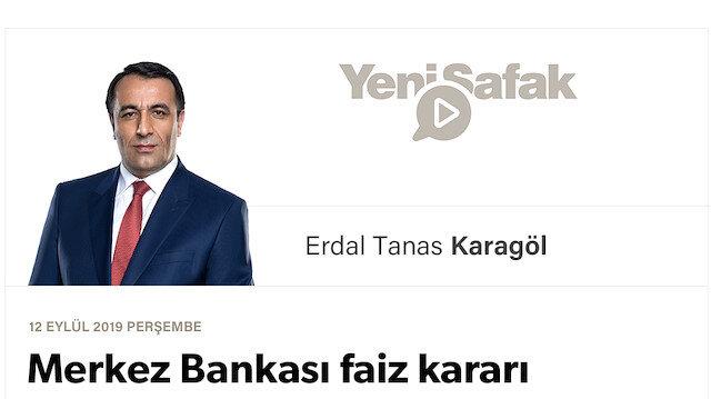 Merkez Bankası faiz kararı
