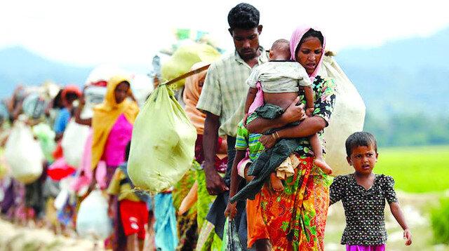 BM: Myanmar soykırım yaptı, Arakanlılara zulüm sürüyor