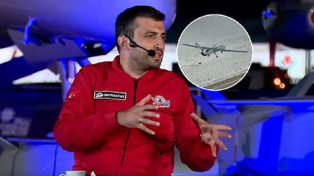 Selçuk Bayraktar: Paraşüt çıkmayınca 'bu iş bitti' dedim