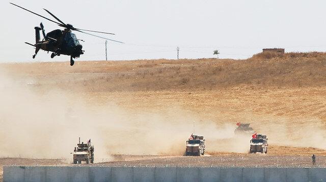 Türk ordusu Suriye'ye giremez