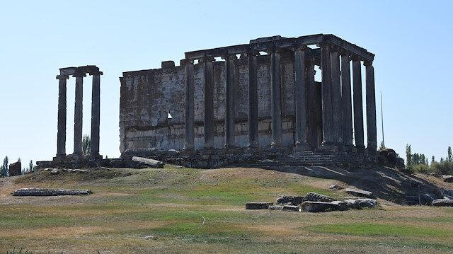 Roma tarihi Kütahya'da yeniden canlanıyor