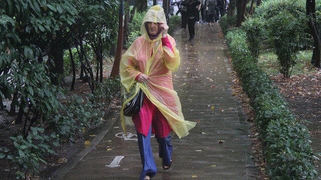 Meteorolojiden 5 ile şiddetli ve kuvvetli yağış uyarısı