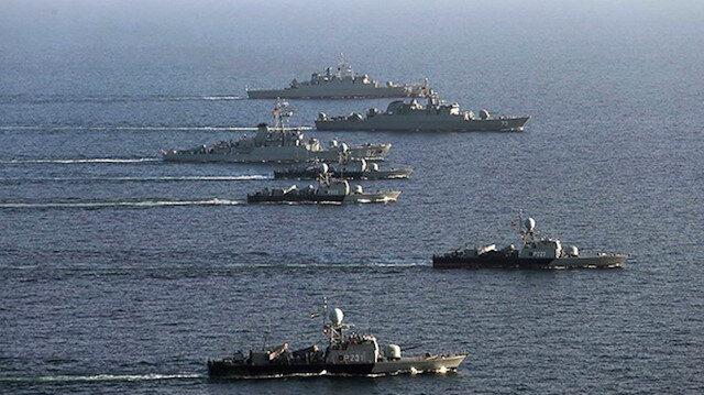 ABD'ye tehdit gibi tatbikat: İran, Çin ve Rusya katılacak