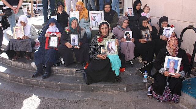 Diyarbakır annelerinin evlat nöbeti 21. gününde