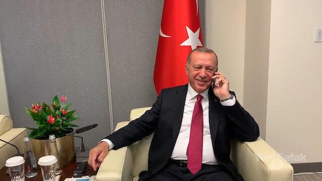 MHP lideri Bahçeli Cumhurbaşkanı Erdoğanı arayarak tebrik etti