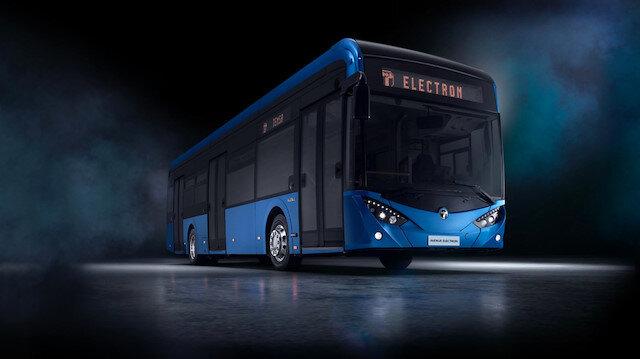 ASELSAN elektrikli otobüsle 2020 yılında yollara çıkıyor
