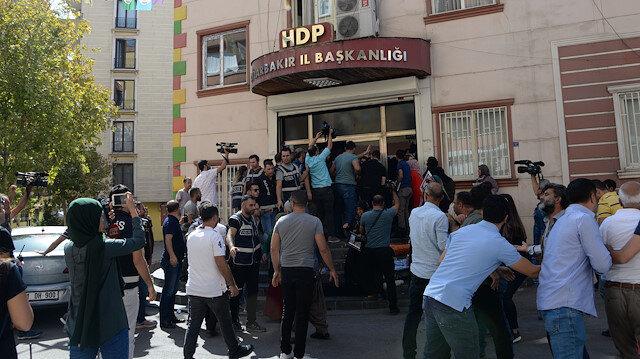Teröristlerin ifadeleri ortaya çıkardı: HDP, PKK'nın kayıt bürosu gibi çalışmış
