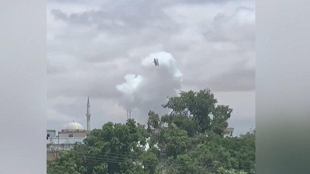 ABD üssüne bombalı saldırı