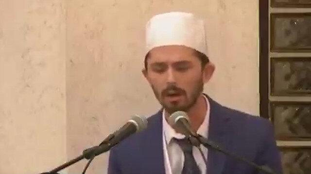 İzmir İHL mezunu Hafız Enes dünya birincisi oldu