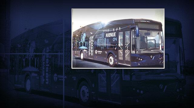 ASELSAN'ın elektrikli otobüsü yollara çıkıyor