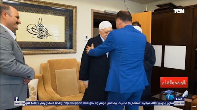 FETÖ elebaşı Fetullah'la röportaj yapan Sisi'nin adamından itiraf gibi açıklama: Görüşmemiz ABD istihbaratı gözlemi altında gerçekleşti