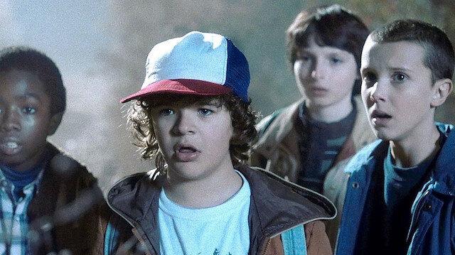 Stranger Things'in 4. sezonundan ilk video geldi: Hazır mısınız?