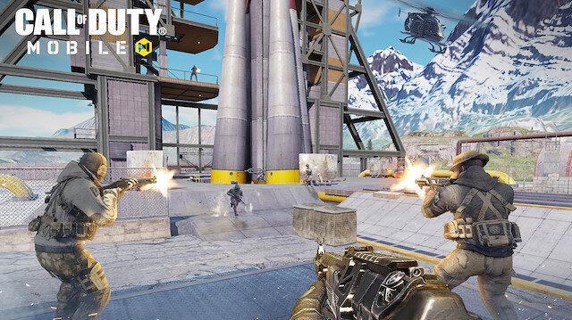 Call of Duty: Mobile Android ve IOS'ta ücretsiz olarak yayında