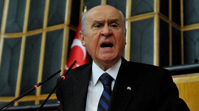Bahçeli'den Kılıçdaroğlu'na sert tepki: Mahkeme yolu açıldı, dokunulmazlığı kaldırılmalı