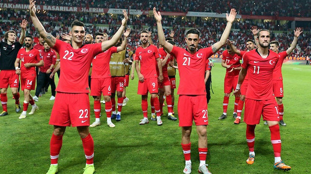 Milli Takım'ın Arnavutluk ve Fransa maçları kadrosu belli oldu